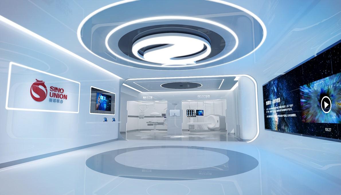 展厅设计可借助哪些多媒体技术?