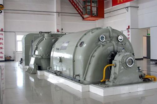 飽和蒸汽發電技術