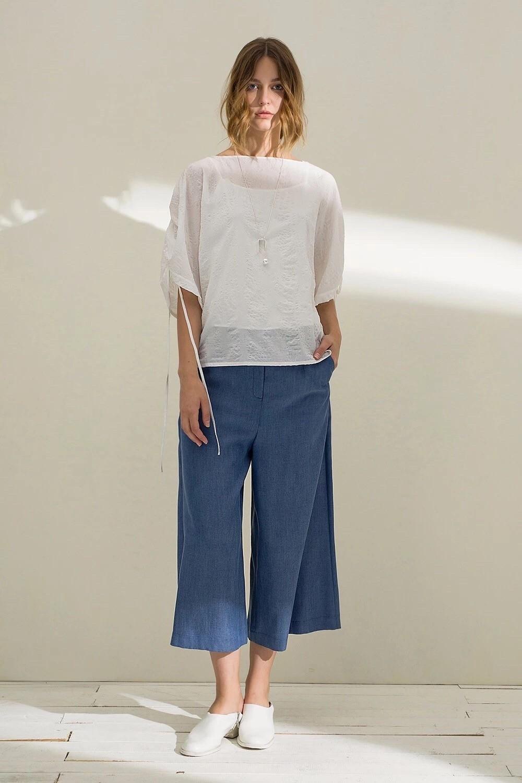 中时海创品牌女装折扣【玛塞莉】20夏装系列品牌上新