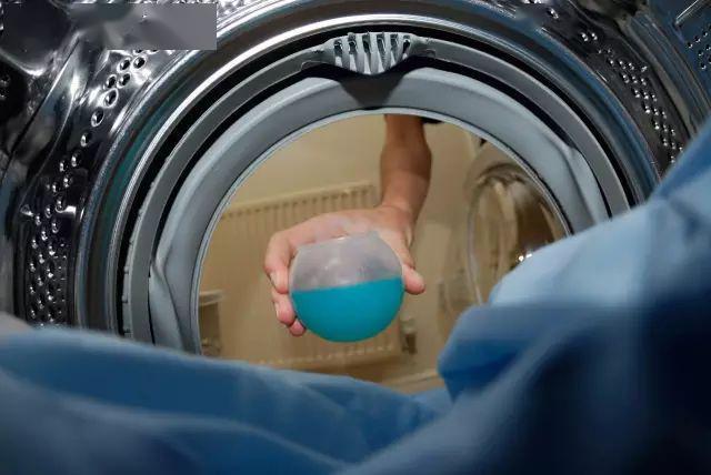 家里的毛线千万别扔用它洗羽绒服效果棒棒的