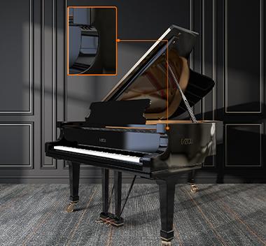 瓦力钢琴烤漆(Gamma2.2)