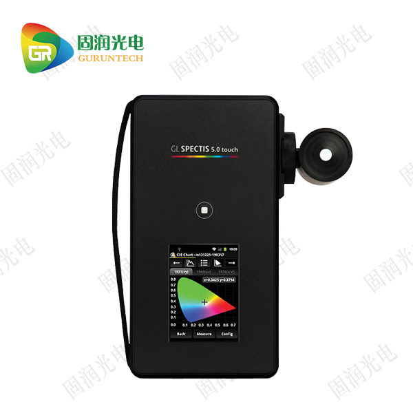 光谱辐射计5.0 Touch