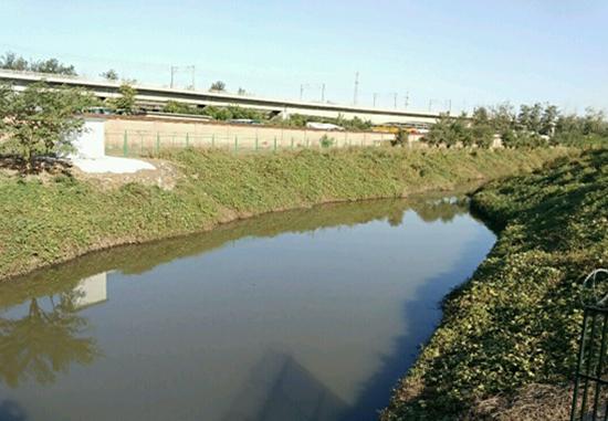 美丽乡村污水处理