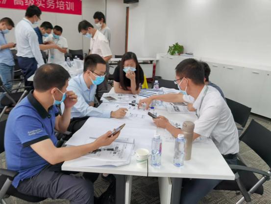 2020年5月8-9日 汉捷咨询为某高科技企业成功举办为期2天的《IPD运行实战》培训