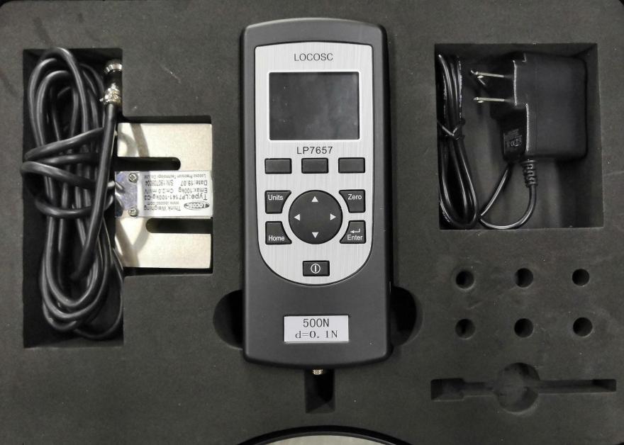 LP7657數字式拉壓力計
