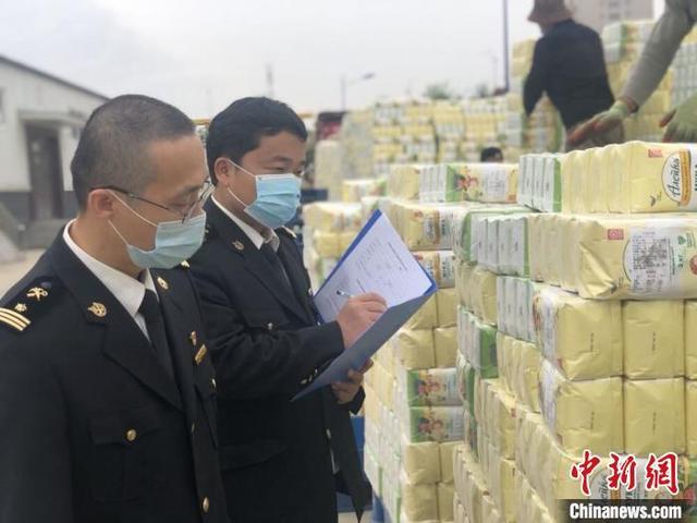 """疫情之下,中国北疆用跨境电商""""打通""""国际贸易新通道"""