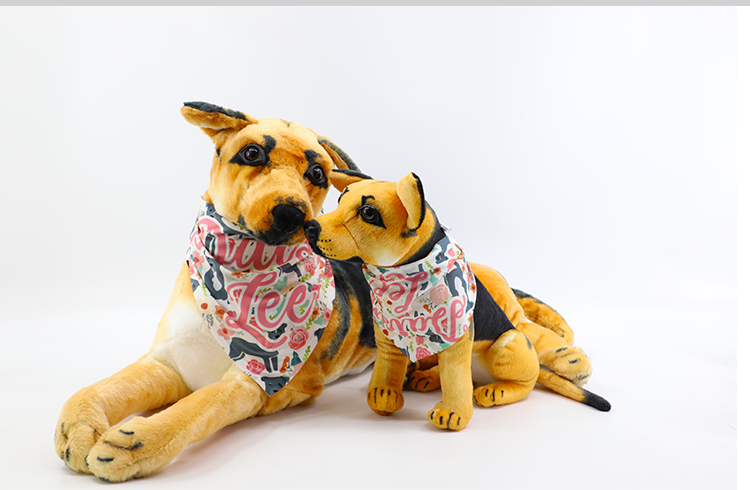 Picture for Sublimation Pet Bandana