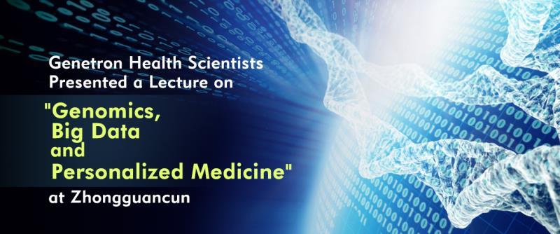 Genomics, Big Data and Personalized Medicine