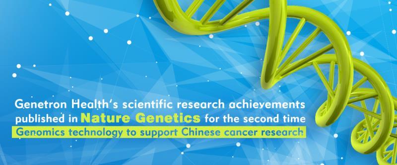 Genetron Health's Scientific Research Achievements Published