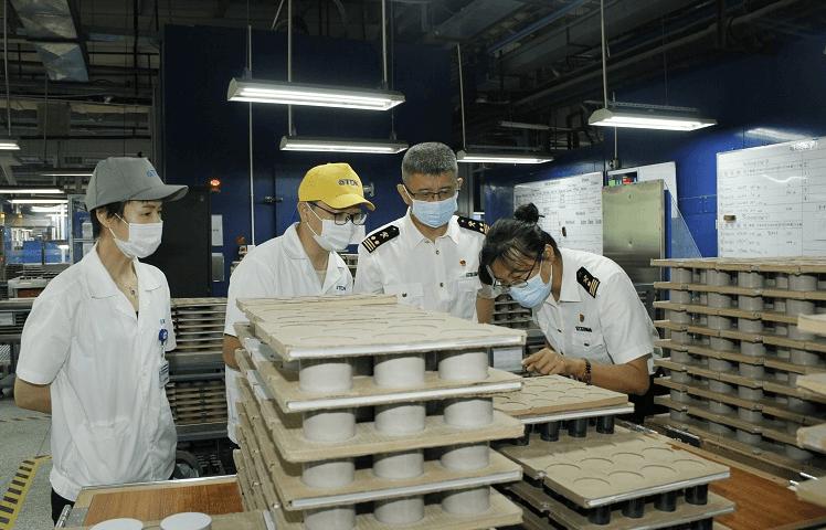 海关精准施策助珠海保税区进出口贸易额逆势增长