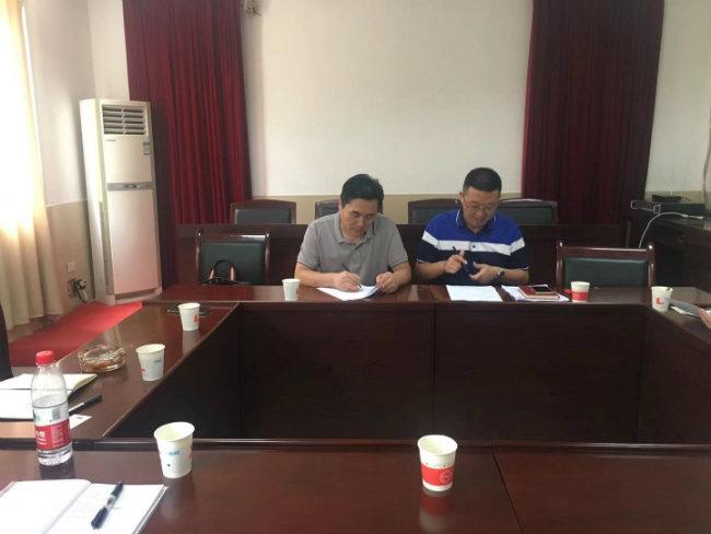 农信公司与忠县、石柱共建基层农村金融服务工作站