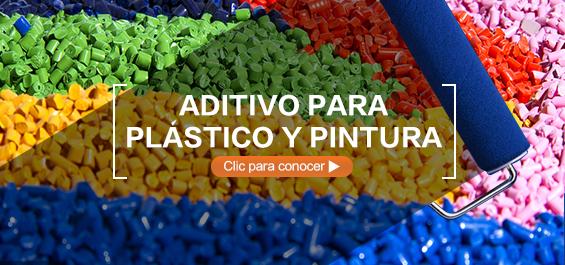 Aditivo de plástico & pintura
