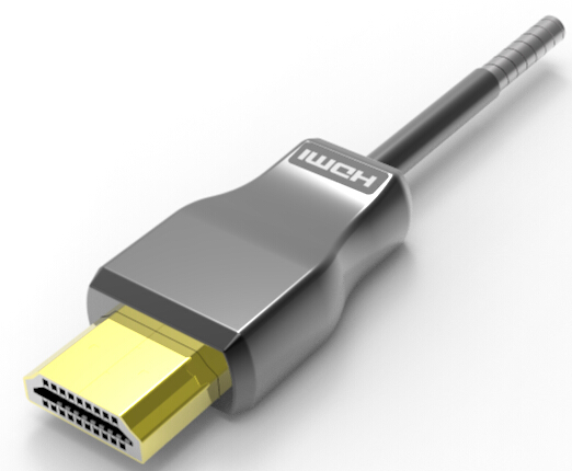 Super Slim Armored HDMI AOC