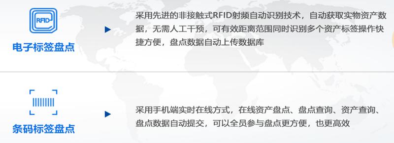 一带一RFID固定资产管理软件