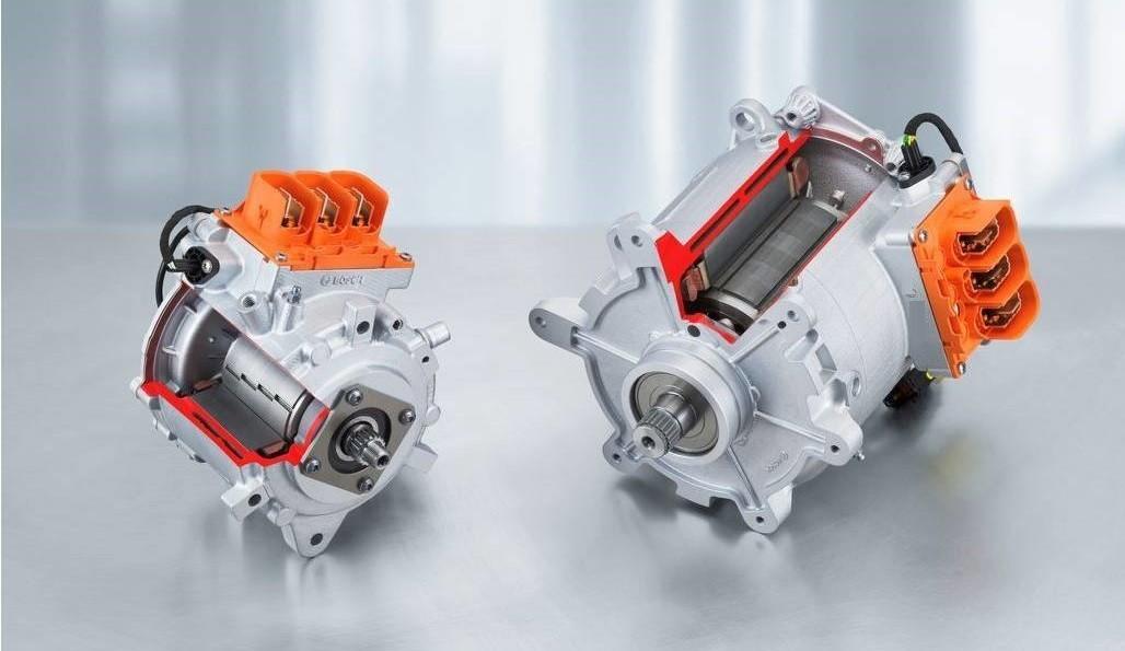 新能源汽车电机自动化装配检测生产线
