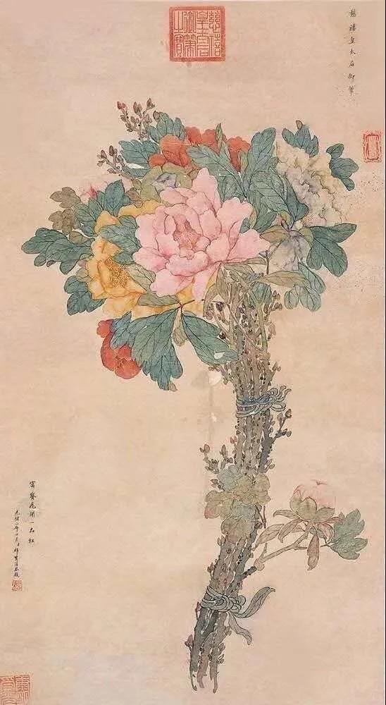 【采薇专栏】中国花束的前世今生