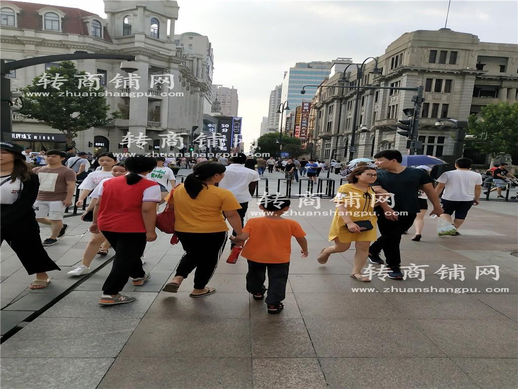 江汉路Happy站台旺铺出租(无转让费)