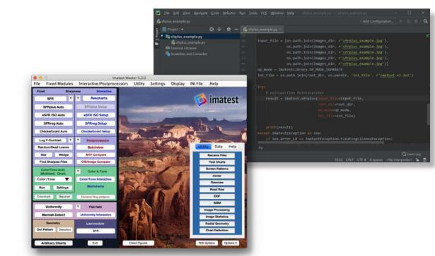 Imatest 图像分析软件