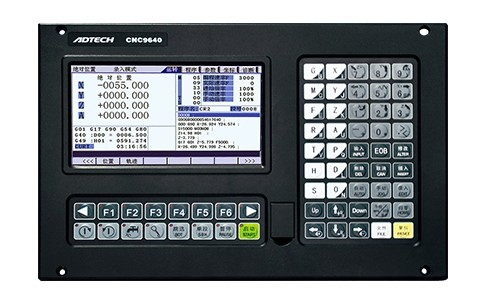 CNC9640(4axis) Popular 4 axis milling CNC controller
