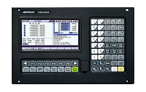 CNC9650(5axis ) 5 axis milling CNC controller