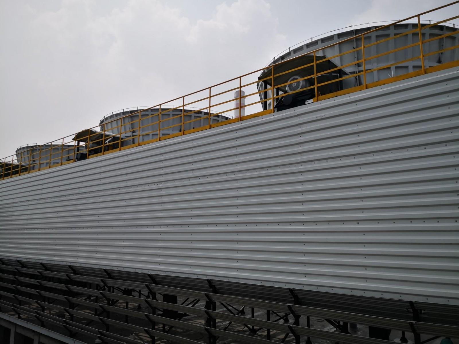 江苏永钢集团联峰钢铁厂高炉循环水泵房项目