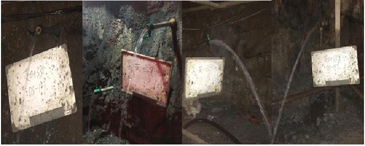 双三2#勘探试验洞堵水施工
