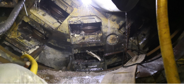 ABH输水隧洞Ⅳ标TBM超前管棚施工