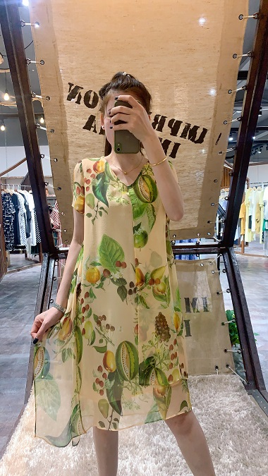 中时海创品牌女装折扣【新款可可桑晨】20夏装系列品牌上新