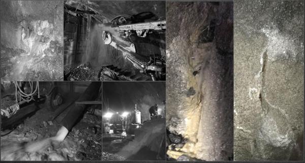 峨眉至汉源高速公路2-3合同段隧洞超前预注浆施工