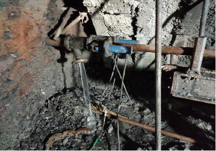 ABH输水隧洞Ⅱ标高压富水洞段超前预注浆施工