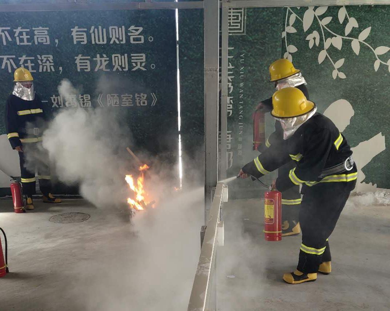 临汾分中心为后楼底社区开展雷电竞官方网站演练活动
