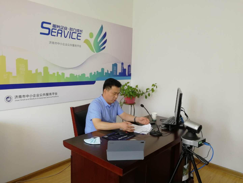 求是达明咨询董乃锋受邀为济南市中小企业做《以心为本的全面薪酬策略》培训