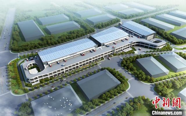 Guangzhou Airport Economic Zone speeds up the construction of cross-border e-commerce international