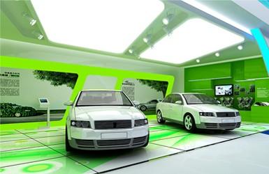 北京国际车展—海马汽车