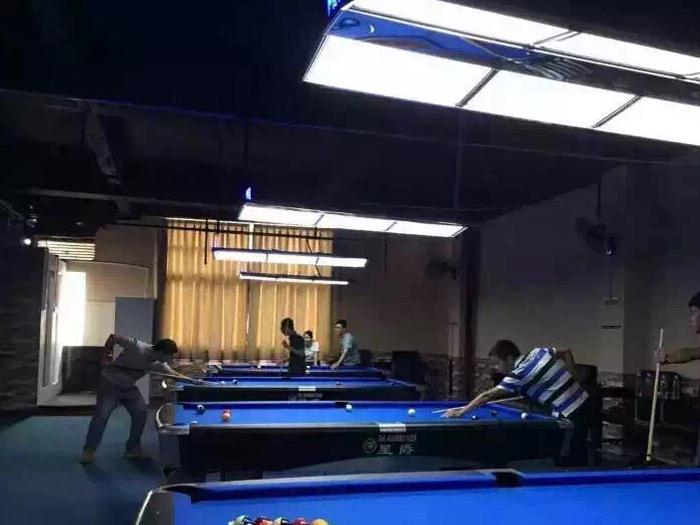 上海爱尚九球桌球