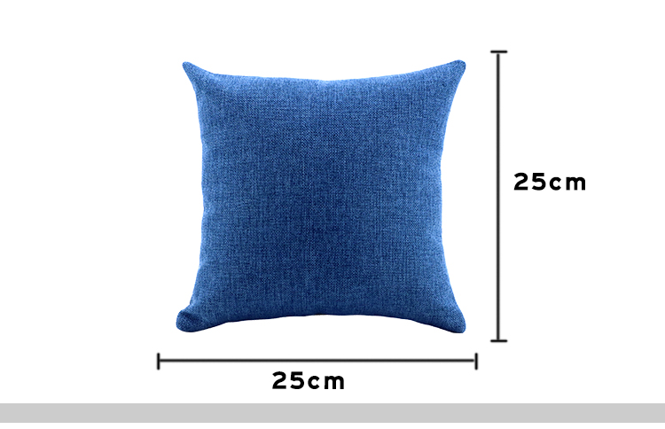 Sublimation printed pillow cover