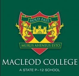 Macleod College 麦克劳德中学