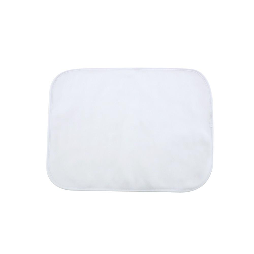 Baby Blanket-Fleece  White