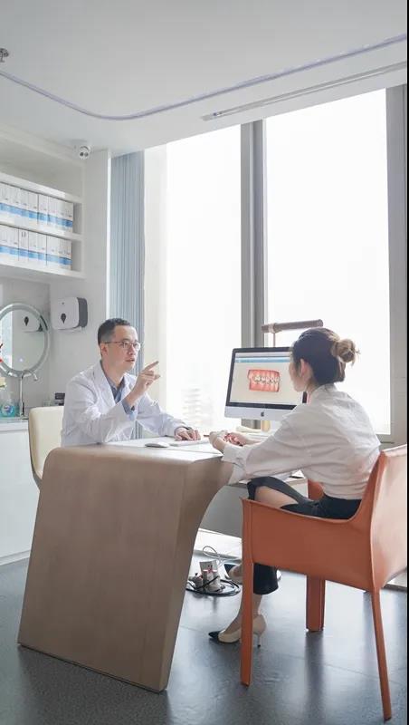 深圳一家获国家级设计奖的牙科诊所