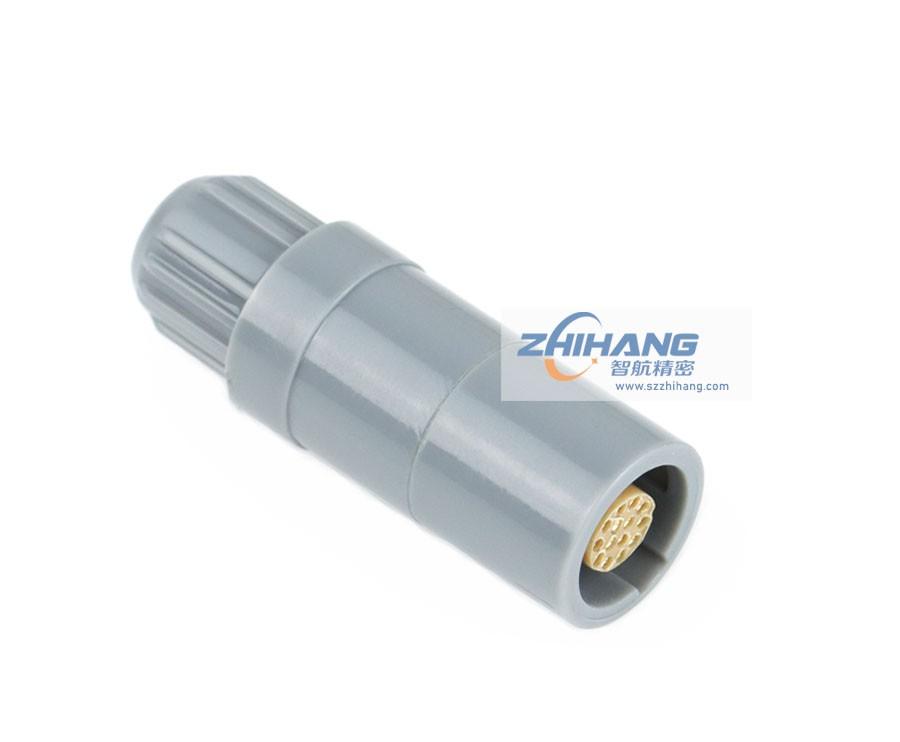 1P浮动式PRG插座标准医疗连接器