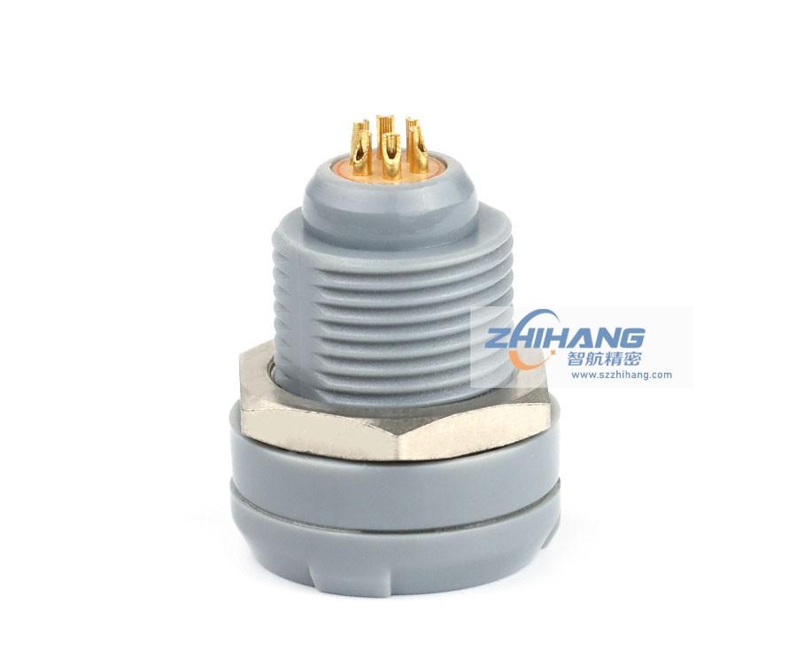 1P防水插座PKG标准医疗连接器