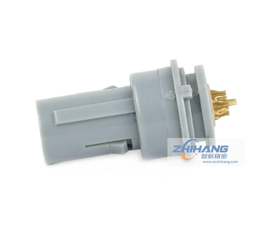 1P系列抛弃型插头医疗连接器