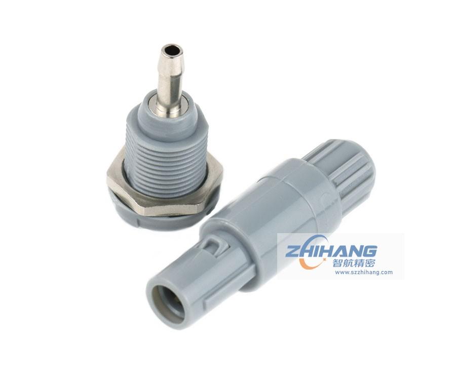 1P气路插头插座