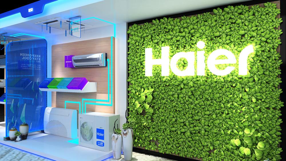 Haier2017东南亚新品发布会