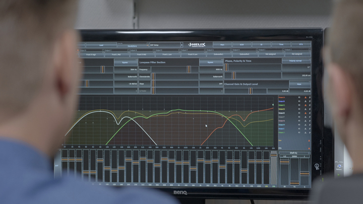 福特锐界升级德国HELIX音响 让好音乐打开新世界的大门