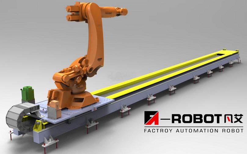 ARM500机器人第七轴负载5T