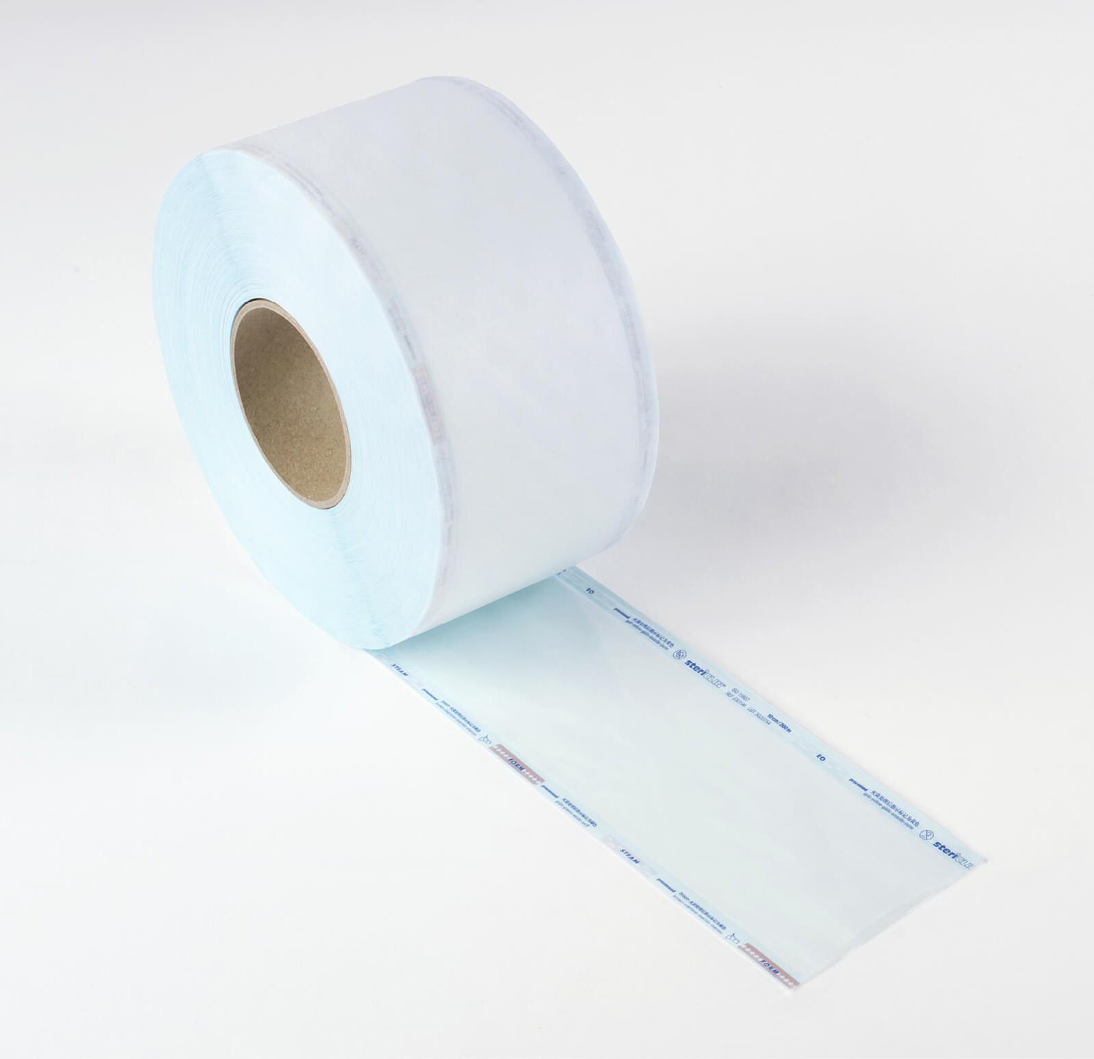 70g平面卷装灭菌袋