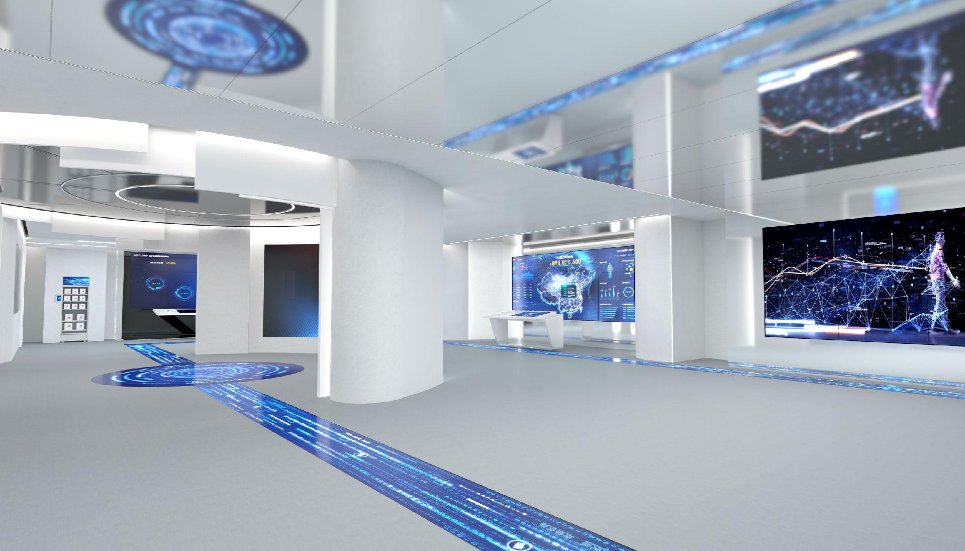 展厅设计的三大理念支持是什么?