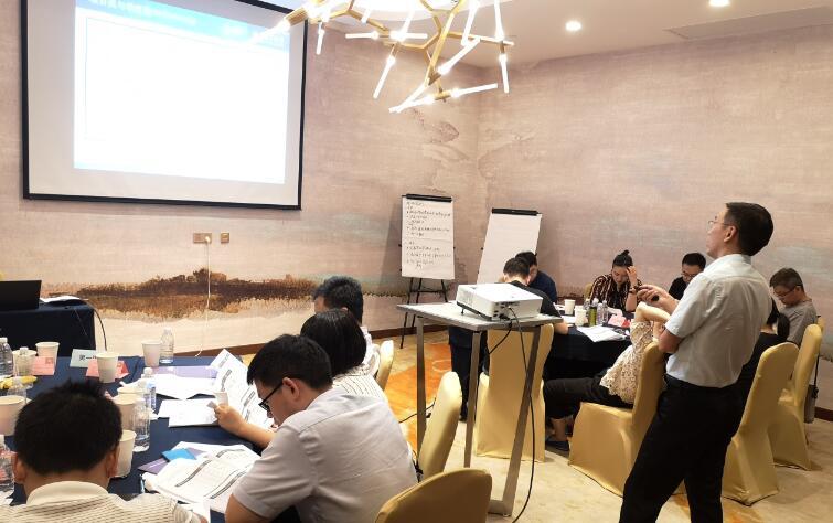2019年9月6-7日 汉捷咨询在上海成功举办为期两天的《研发绩效管理》公开课