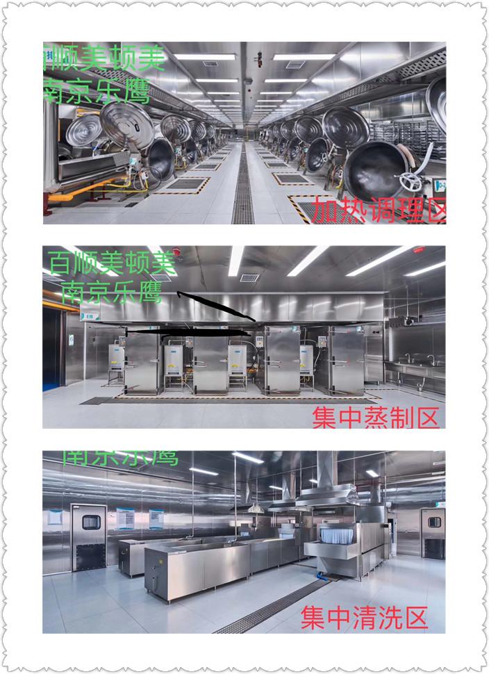 【南京乐鹰-中央厨房】温暖延续,做中央厨房的守护者